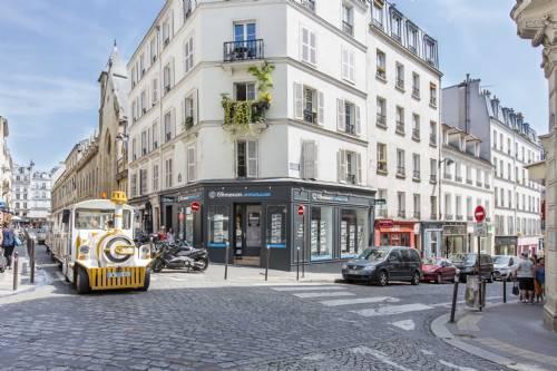 Immobilier à PARIS 18 - Agence immobiliere CONNEXION Abbesses