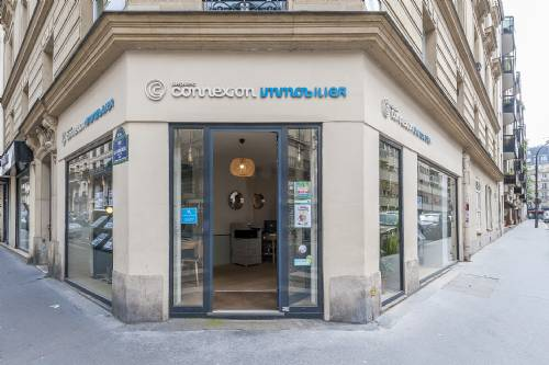 Agence immobilière CONNEXION Guy Môquet à PARIS 17 (75017)