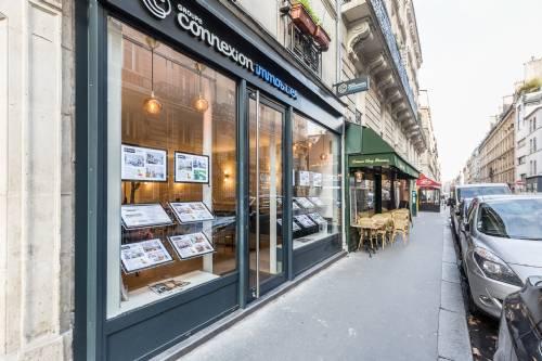 Immobilier à PARIS 17 - Agence immobiliere CONNEXION Batignolles