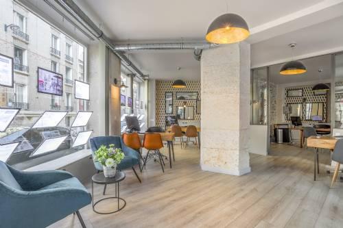 Agence immobilière CONNEXION Mairie du 18 à PARIS 18 (75018)