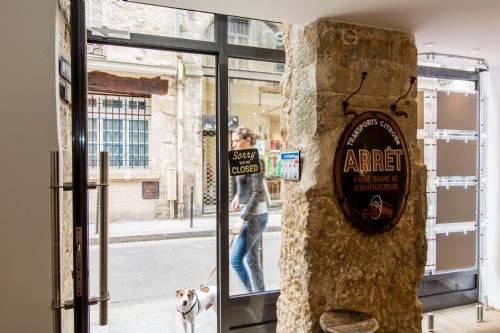 Immobilier à PARIS 04 - Agence immobiliere CONNEXION Saint Paul