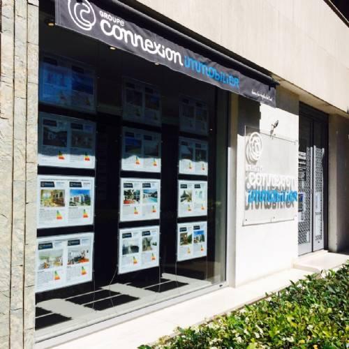 Agence immobilière CONNEXION Prado à MARSEILLE 08 (13008)