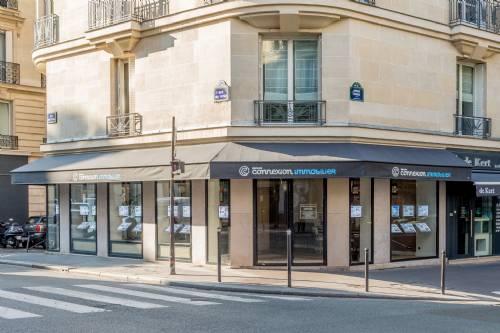 Immobilier à PARIS 16 - Agence immobiliere CONNEXION Mozart