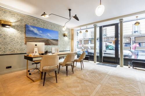 Agence immobiliere CONNEXION Vavin à PARIS 14