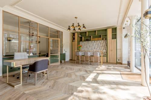 Immobilier à PARIS 17 - Agence immobiliere CONNEXION Villiers