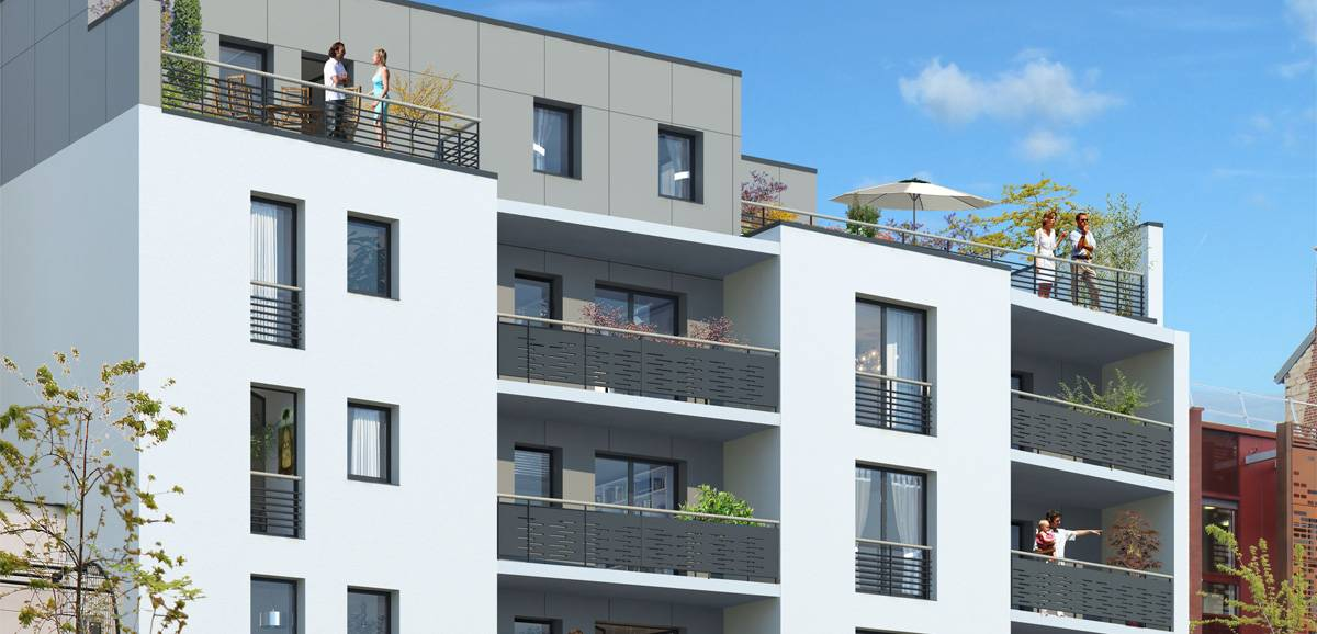Vente immobilier neuf 78800 HOUILLES dans les Yvelines
