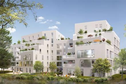 Programme immobilier neuf à Nanterre (92)