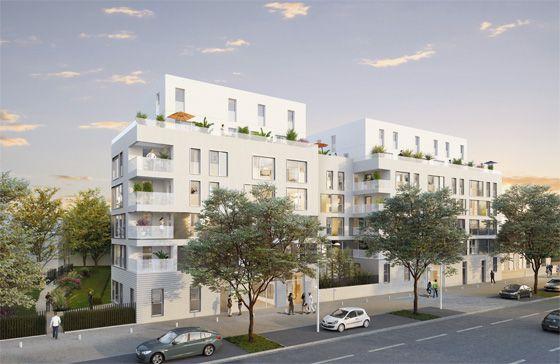 Du studio  au 5pièces, programme immobilier neuf 92 (achat appartement neuf 92)