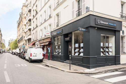 Agence immobilière CONNEXION Commerce à PARIS 15 (75015)