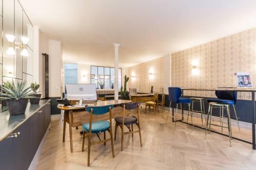 Agence immobilière CONNEXION Batignolles à PARIS 17 (75017)