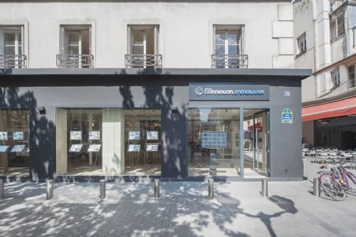 Immobilier à PARIS 01 - Agence immobiliere CONNEXION Location