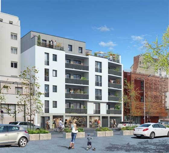 Du studio au 4 pièces, programme immobilier neuf 78 (achat appartement neuf 78)