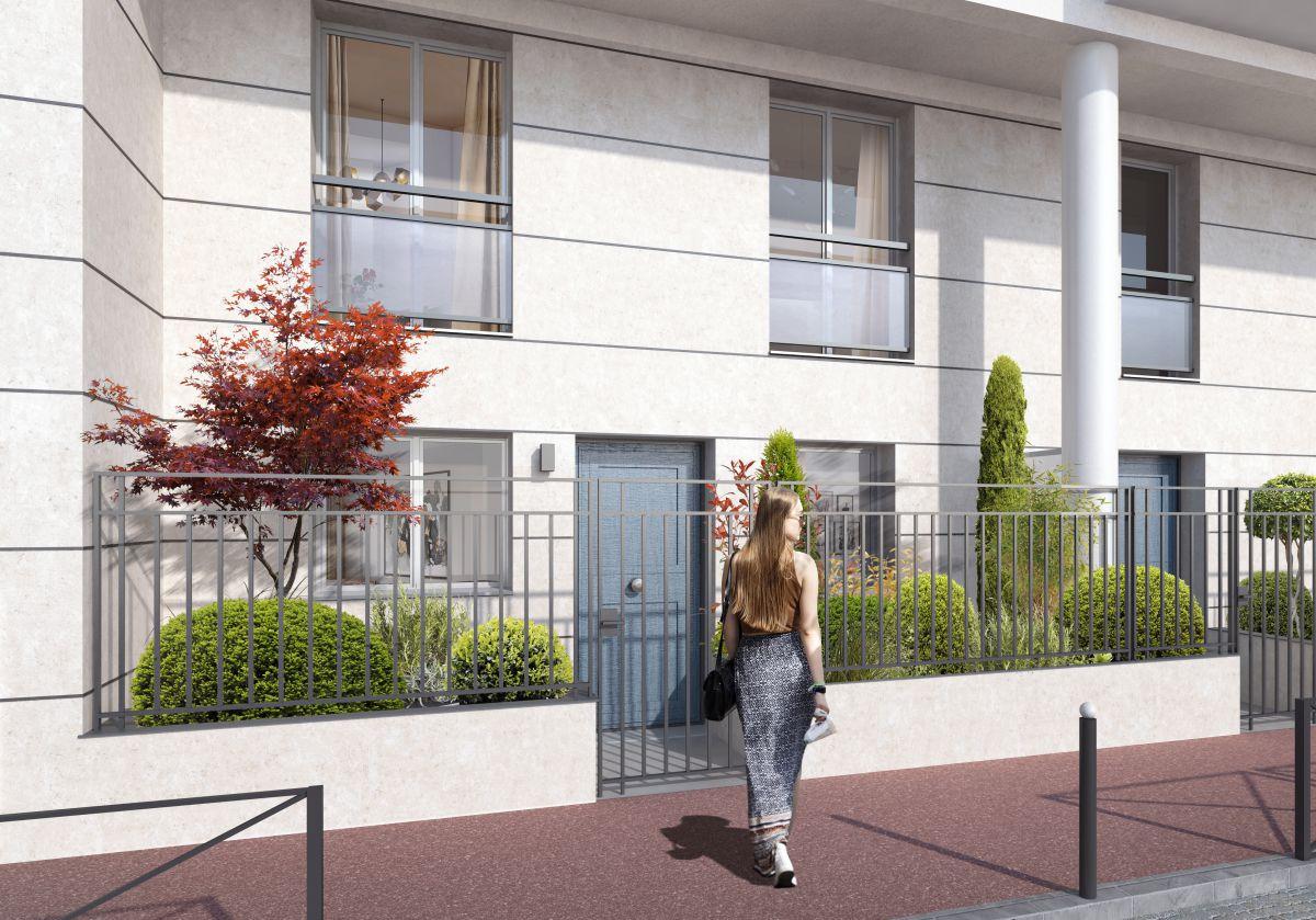 Programme mmobilier neuf 92120 MONTROUGE dans les Hauts de Seine