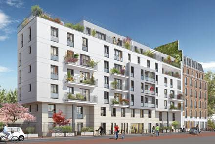 Programme immobilier neuf à Montrouge (92)