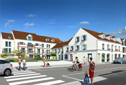 Programme immobilier neuf 60 - Lamorlaye