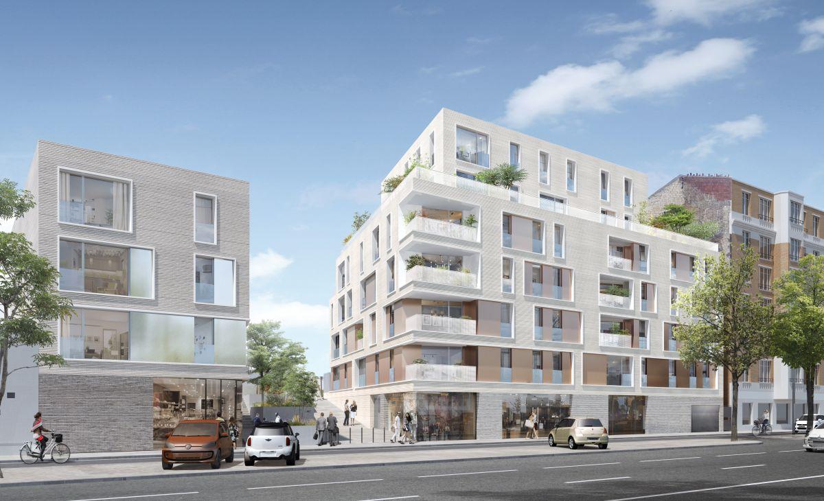 Vente immobilier neuf 92000 NANTERRE dans les Hauts de Seine
