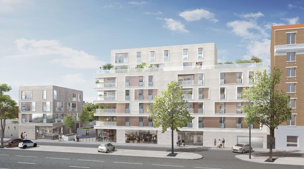 Programme mmobilier neuf 92000 NANTERRE dans les Hauts de Seine