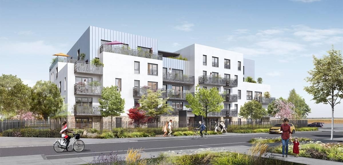 Programme immobilier neuf à Moissy-Cramayel (77)
