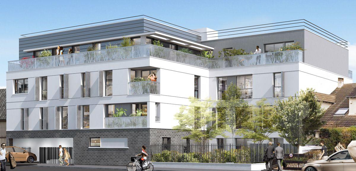 Programme immobilier neuf à Longjumeau (91)
