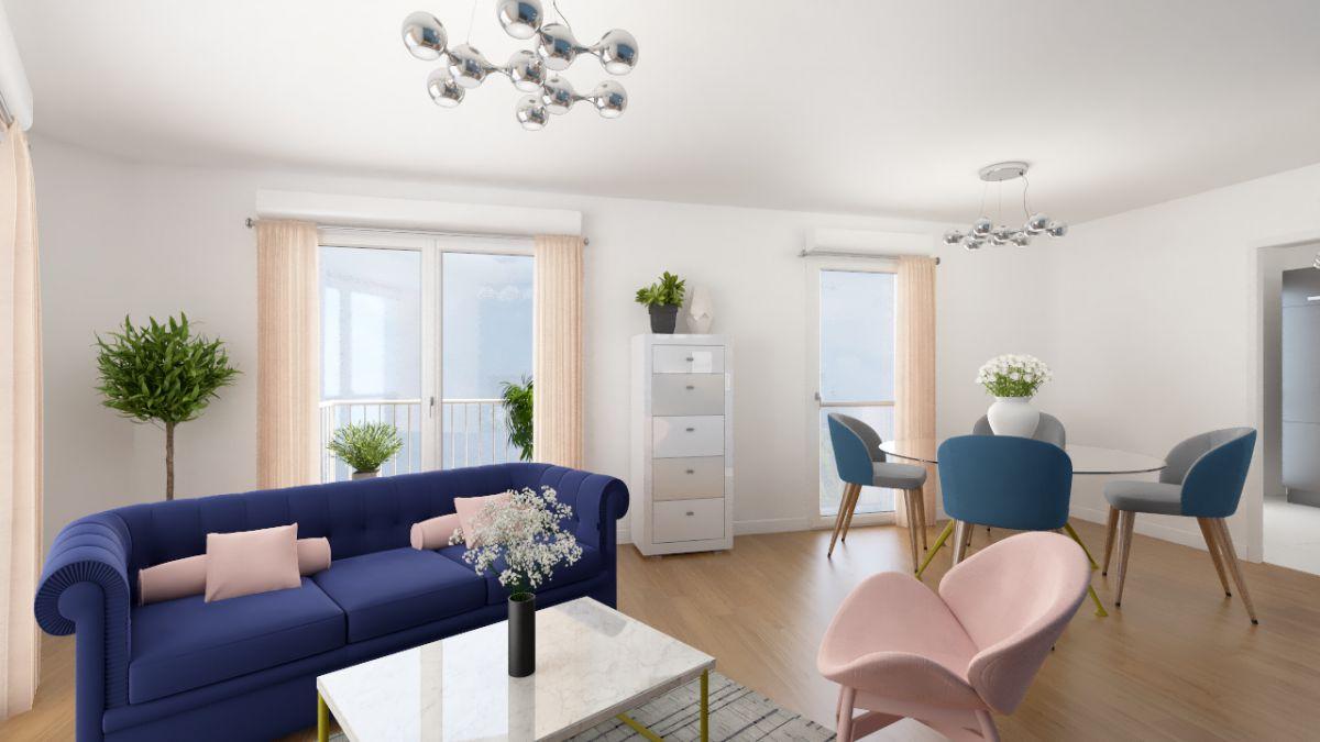 Vente immobilier neuf 93240 STAINS en Seine Saint Denis